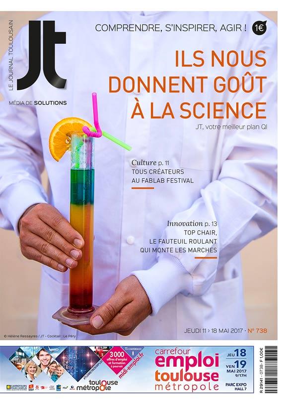 Journal toulousain du 11 mai 2017