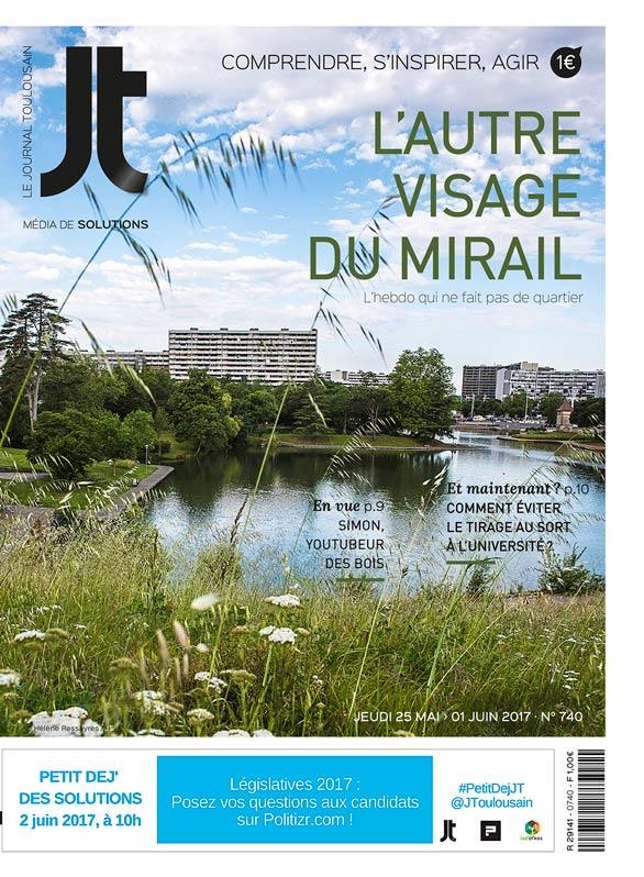 Journal toulousain du 25 mai 2017