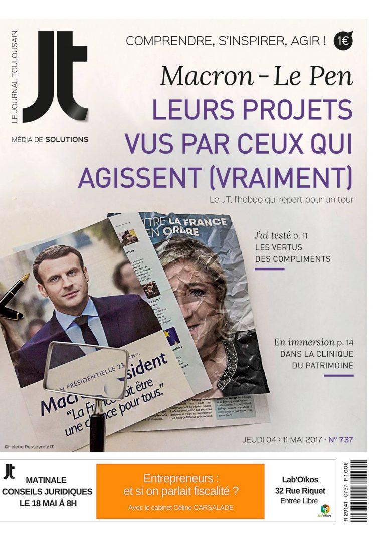 Journal toulousain du 4 mai 2017