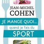 """[Expiré] Gagnez le livre """"Je mange quoi quand je fais du sport"""""""
