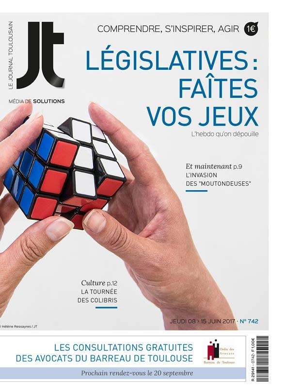 Journal toulousain du 8 juin 2017