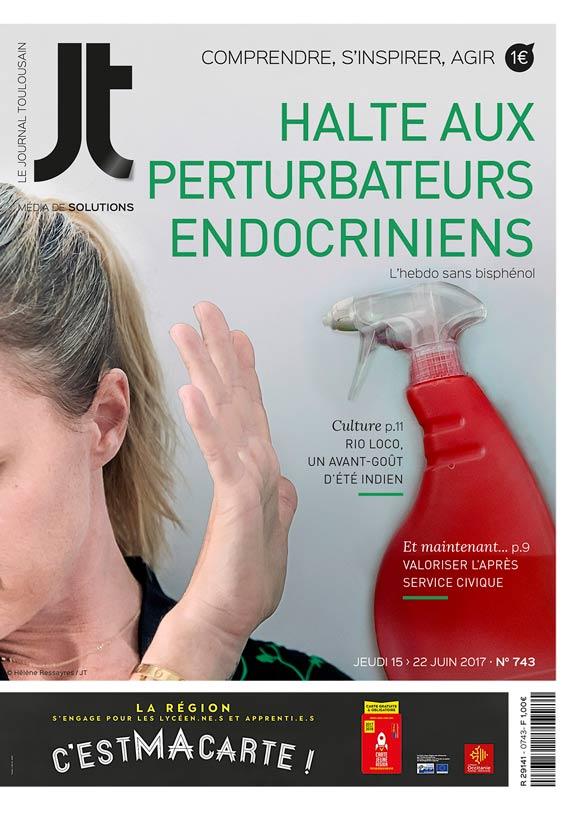 Journal toulousain du 15 juin 2017
