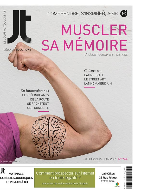 Journal toulousain du 22 juin 2017