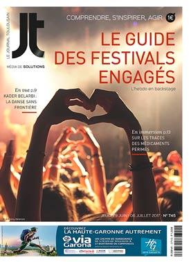 Journal toulousain du 29 juin 2017