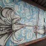 LatinoGraff, le festival de street art latino-américain fait le mur à Toulouse