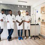 Ces Toulousains ont ouvert une clinique pour les baskets