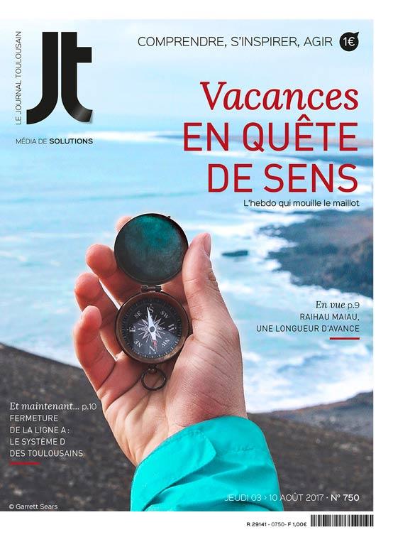 Journal toulousain du 3 août 2017