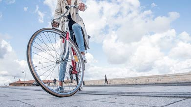 Depuis le déconfinement, l'usage du vélo bat des records à Toulouse