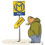 [#LeBQE] Pourquoi y a-t-il une station fantôme dans le métro toulousain?