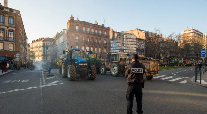 manifestations agricoles