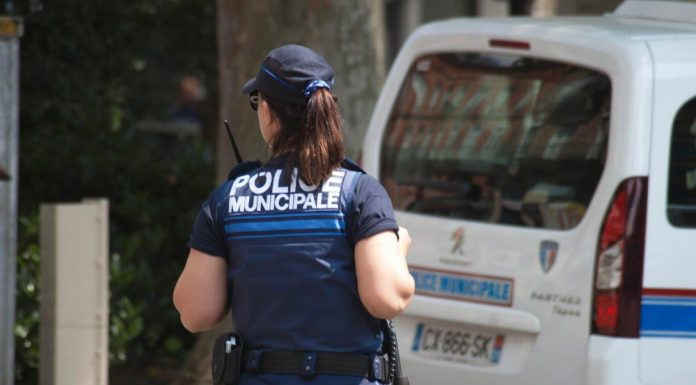 police toulouse
