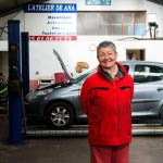 [Dossier] Anna, la garagiste qui soigne les voitures