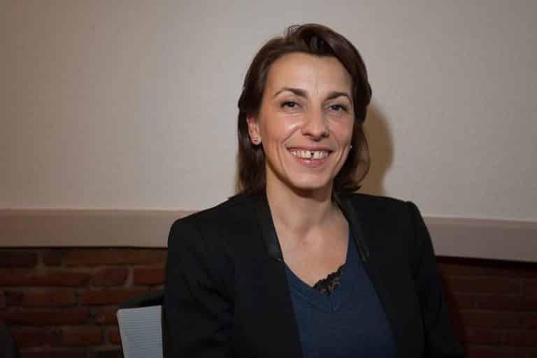Marion Lalane de Laubadère, l'élue inclassable