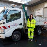 [Dossier] Laura, agent de nettoiement de l'espace public urbain