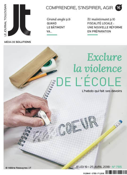 Edition du 19 avril 2018