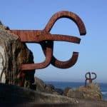 Eduardo Chilida, les jeux du poids et de la matière