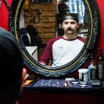 Hugo BACCI, barbier passionné