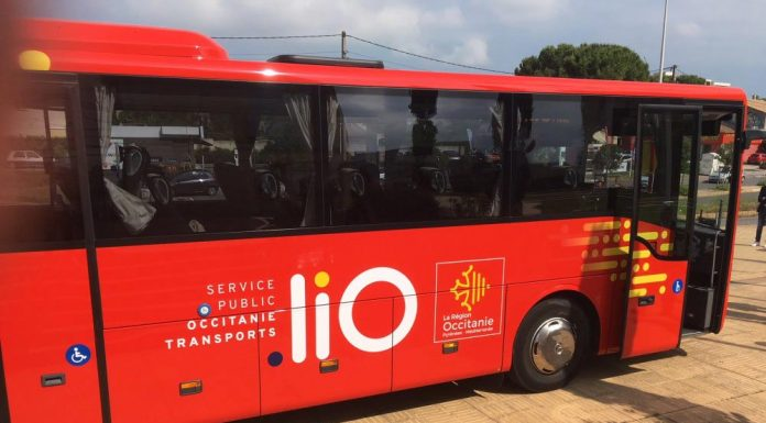 Bus régional