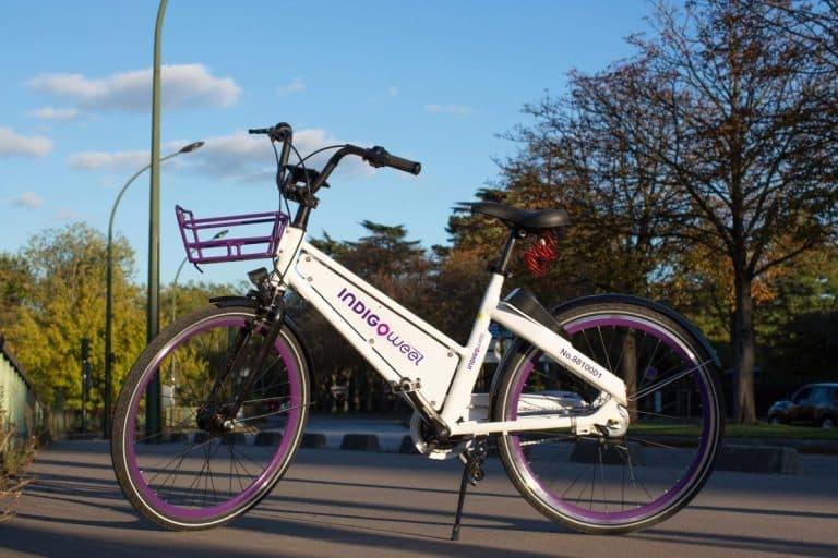Indigo Weel, le vélo à deux pas de chez soi