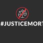Justice morte – mobilisation contre le projet de loi de programmation de la justice