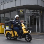 L'avenir électrique de la livraison