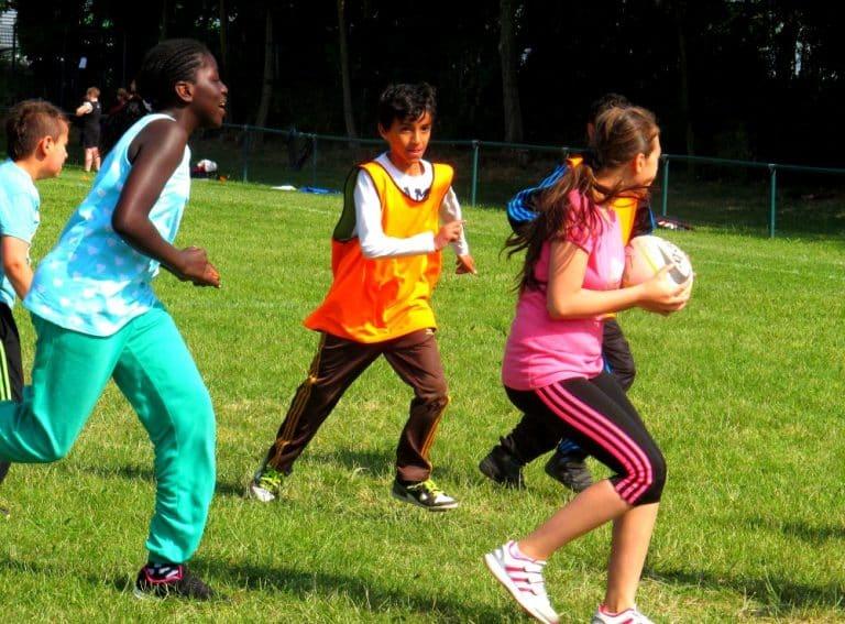 Rebonds, le rugby pour tous