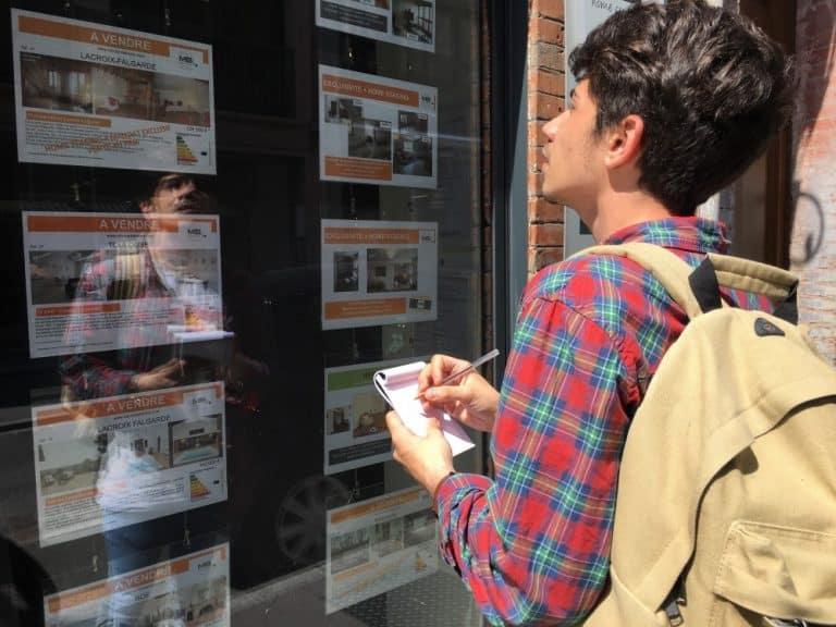 Toulouse, 3e ville la plus recherchée par les étudiants pour se loger