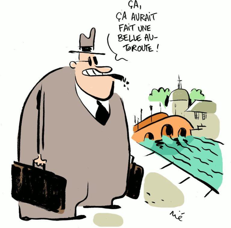 [#LeBQE] Pourquoi le Canal du Midi a-t-il failli disparaître ?