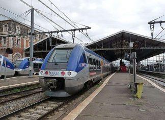 trafic train occitanie