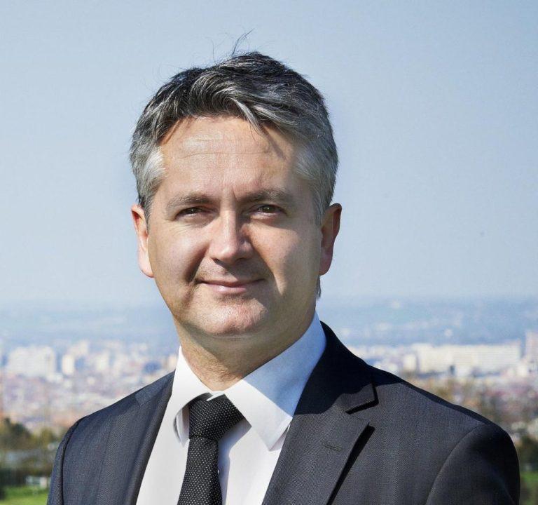 Thierry Cotelle, le nouveau candidat à la mairie de Toulouse