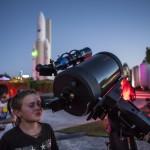La Cité de l'espace avance la nuit des étoiles au 27 juillet