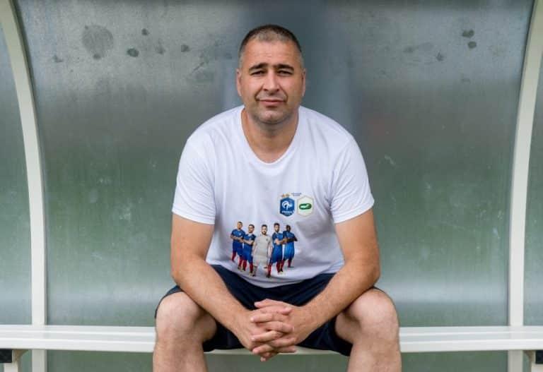 Frédéric Mercadal, un éducateur sportif aux avant-postes