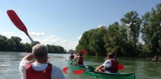 Randonnée canoe Rand'eau