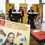 Carole Delga annonce 1,1 milliard d'euros d'investissement pour les jeunes