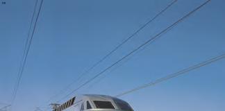 Visuel d'une ligne à grande vitesse