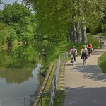 Canal vélo tourisme