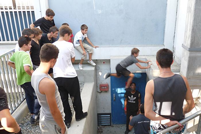 Street Jump 31, une association pour permettre à tous d'apprendre le parkour