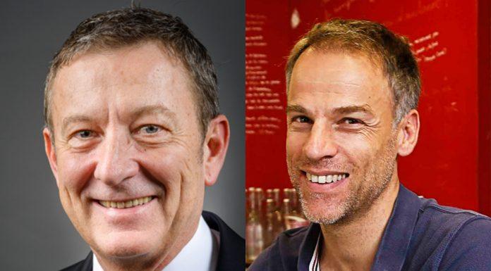 Jean-Luc Lagleize et Sébastien Nadot