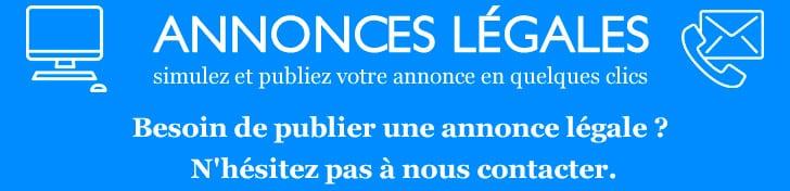 Publier une annonce légale sur le Journal Toulousain, mode d'emploi