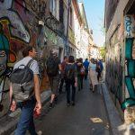 Le graff tour: la légende urbaine de Toulouse