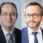 Nicolas Tissot et Sébastien Vincini