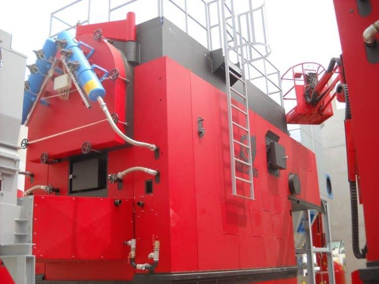Biomasse : quand le CHU de Purpan se chauffe au bois