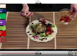 Vidéos de recettes du Crous