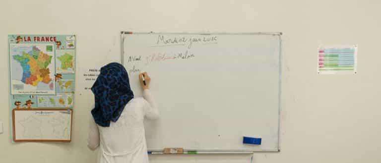 L'association Diapason recherche des bénévoles pour ses cours d'alphabétisation