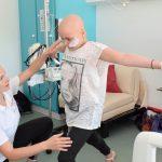 Création d'un pôle Sport & cancer à l'hôpital des enfants