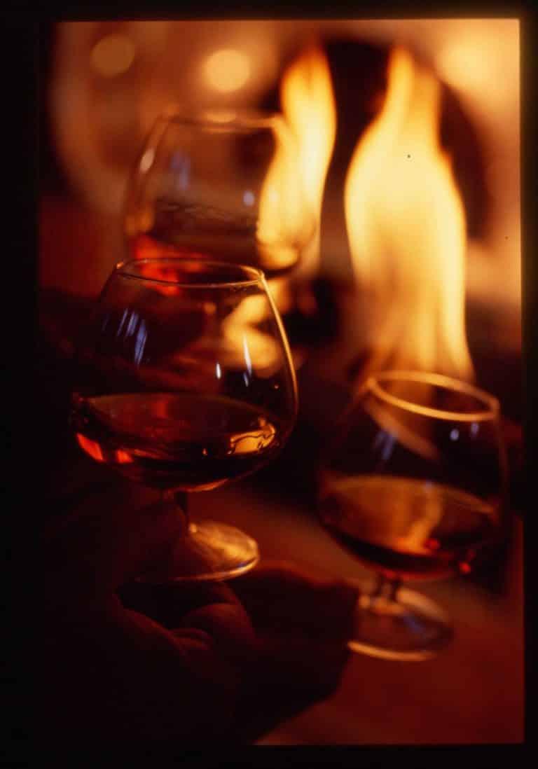 Armagnac, au temps de la flamme