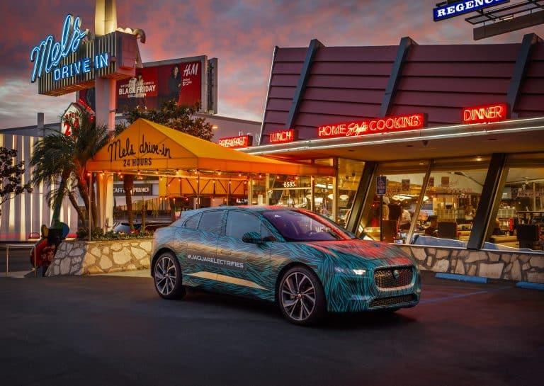 Jaguar Land Rover suit le mouvement