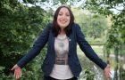 Octavia Ivan, fondatrice de la start-up Adopte ma tomate