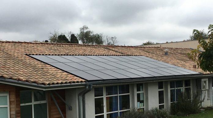 Photovoltaïque énergie renouvelable citoyen Icea ©PS