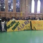 Les sans-abri du gymnase Saint-Sernin toujours dans l'expectative